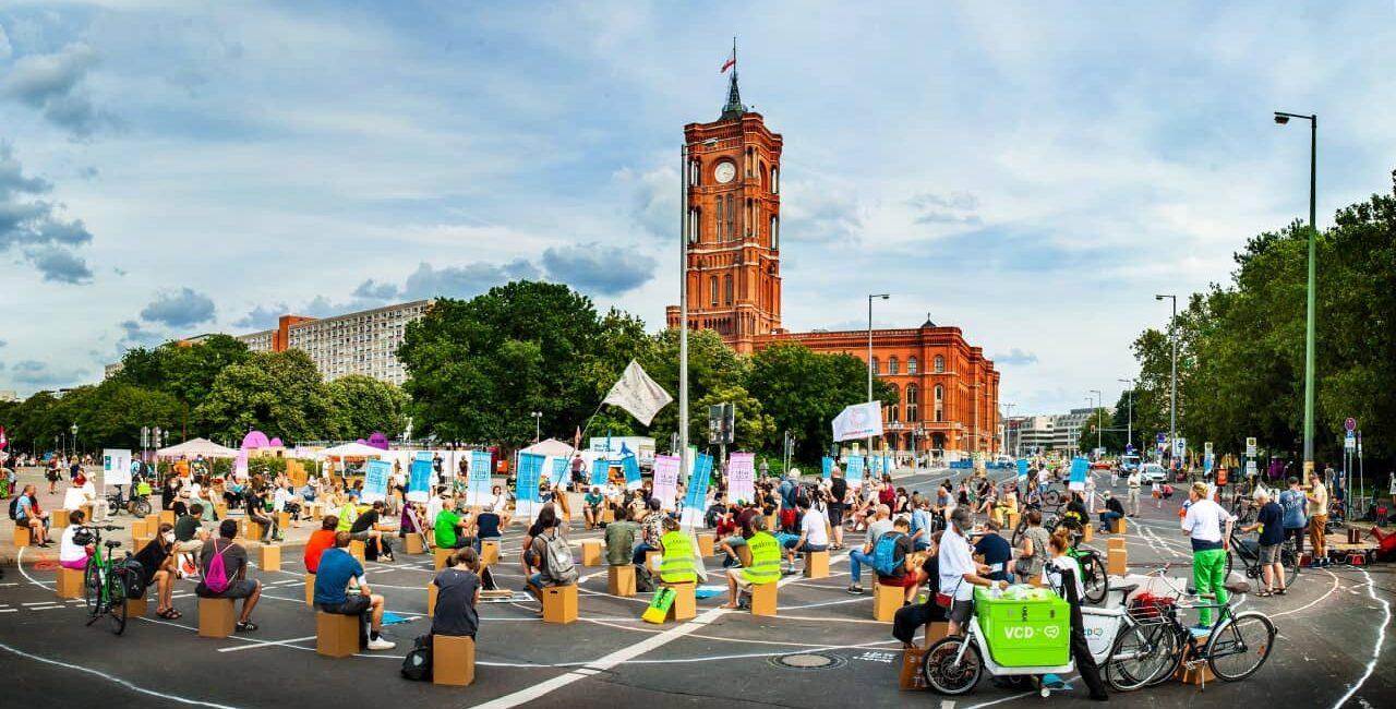 Berliner Kiezgipfel 2021 - Foto: Eva Schoenfeld ©